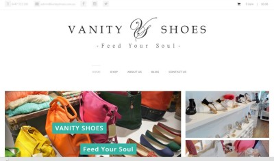 VanityShoes.com