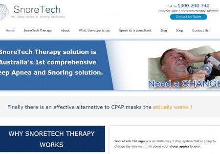 SnoreTech.com.au