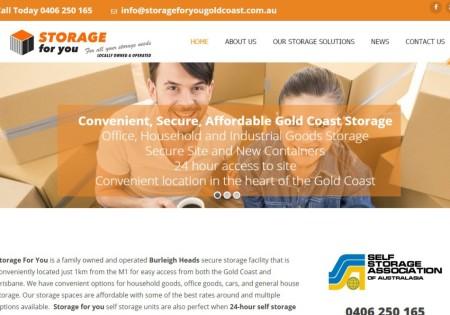 Storageforyougoldcoast.com.au